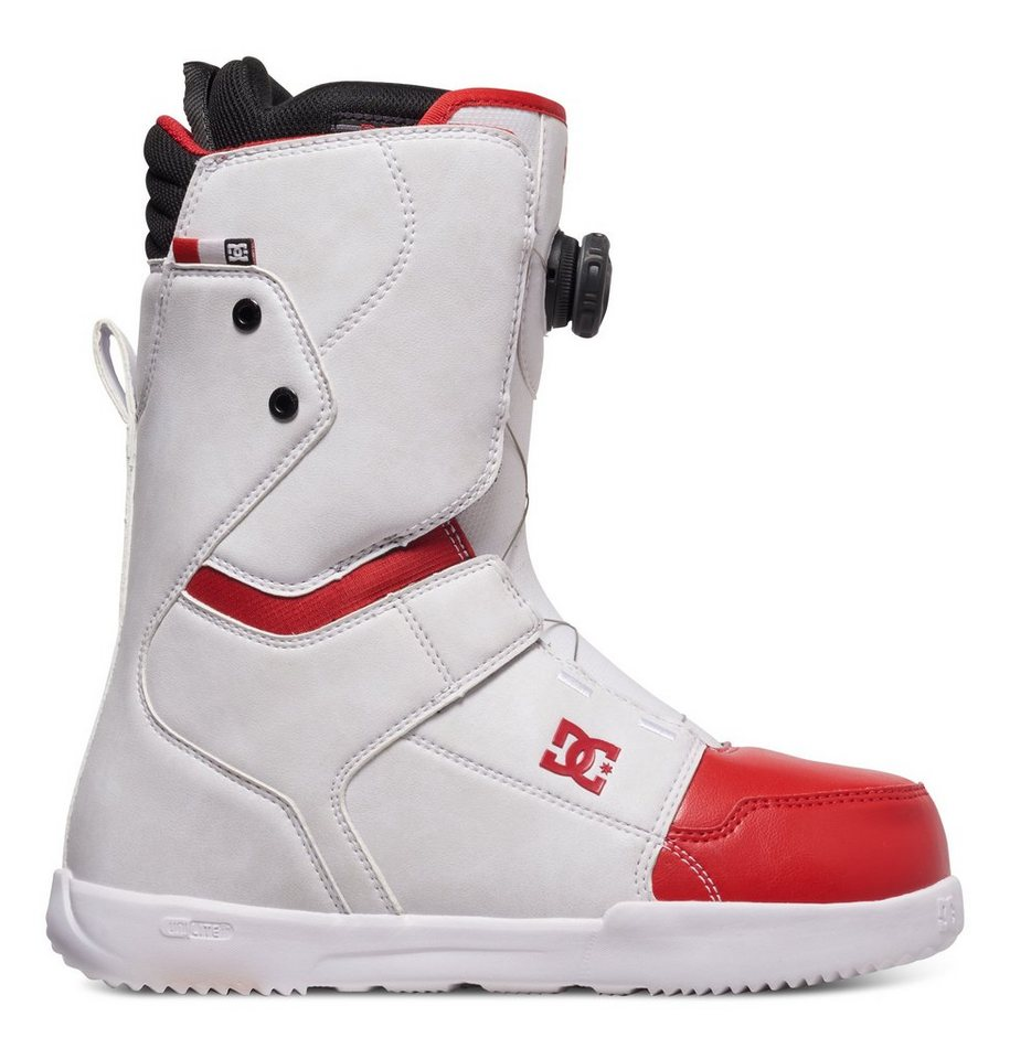DC Shoes Snowboard Boots »Scout« in White/red