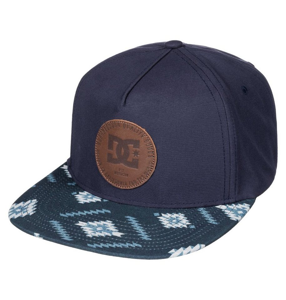 DC Shoes Trucker Cap »Swerver« in Black iris