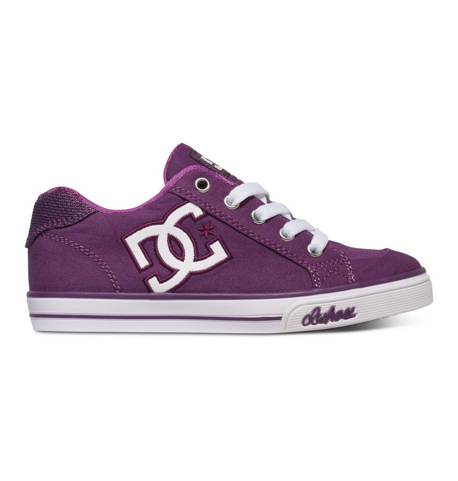 DC Shoes Low top »Chelsea TX« in Purple