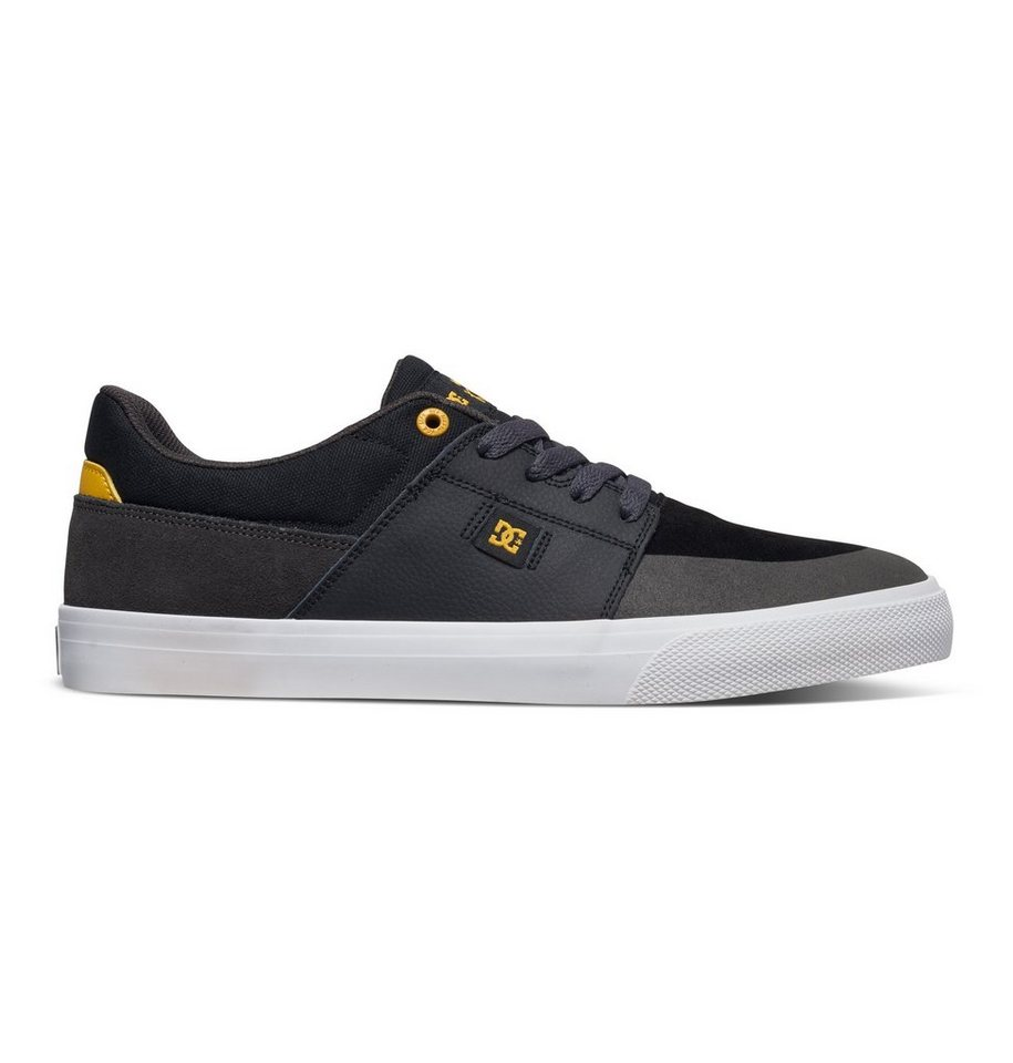 DC Shoes Low Top Schuhe »Wes Kremer« in Black/brown/white