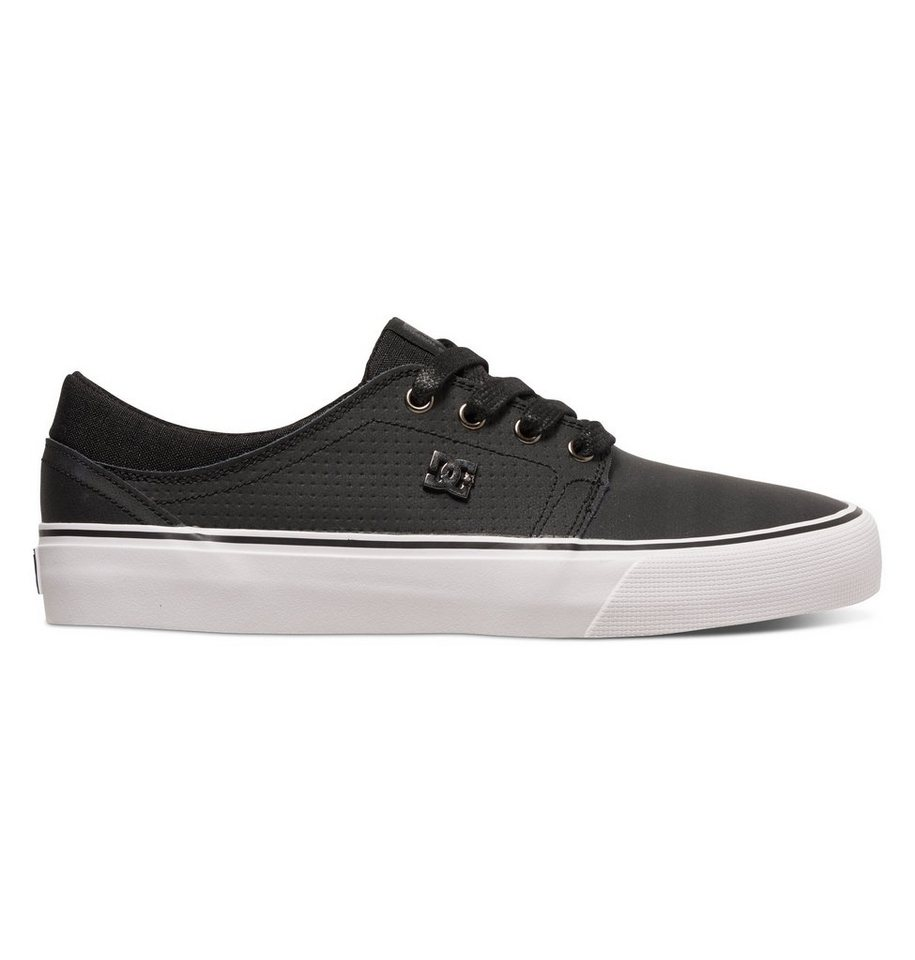 DC Shoes Schuhe »Trase LE« in white/gold