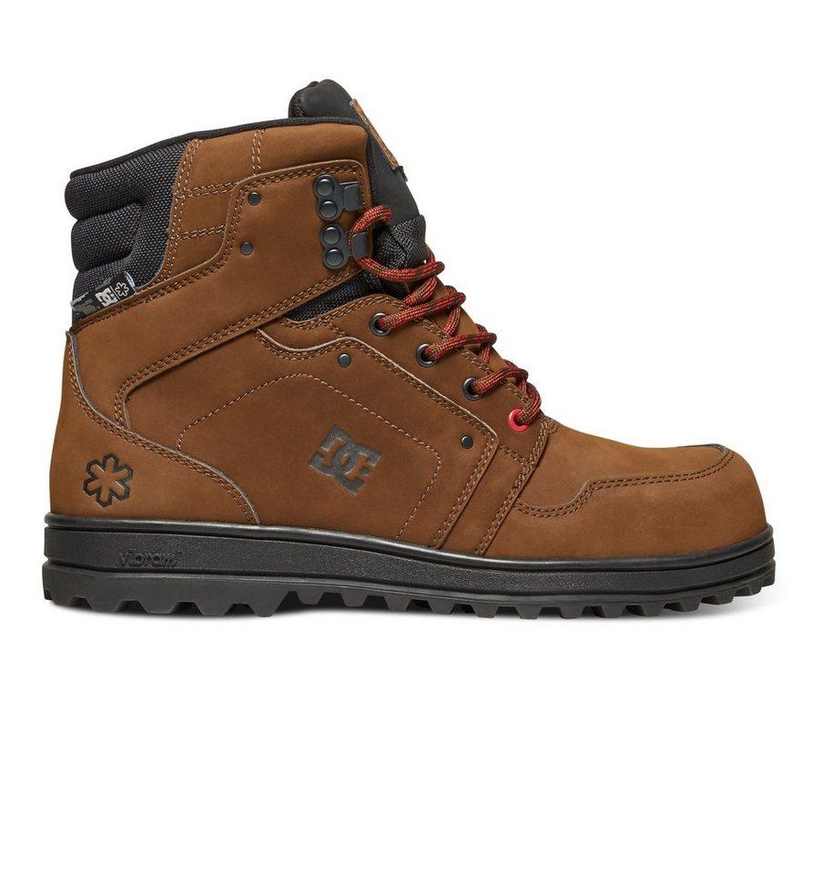 DC Shoes Bergarbeitsstiefel »SPT« in brown/black