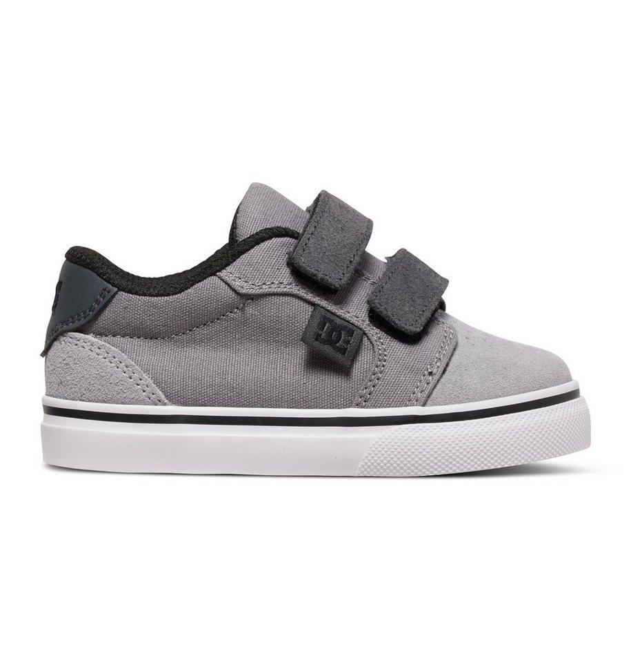 DC Shoes Low top »Anvil V« in Grey/black/grey