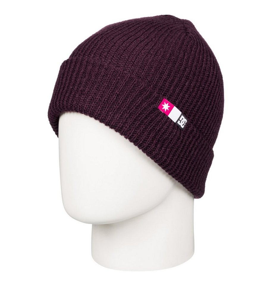 DC Shoes Fischerbeanie »Core« in Winetasting