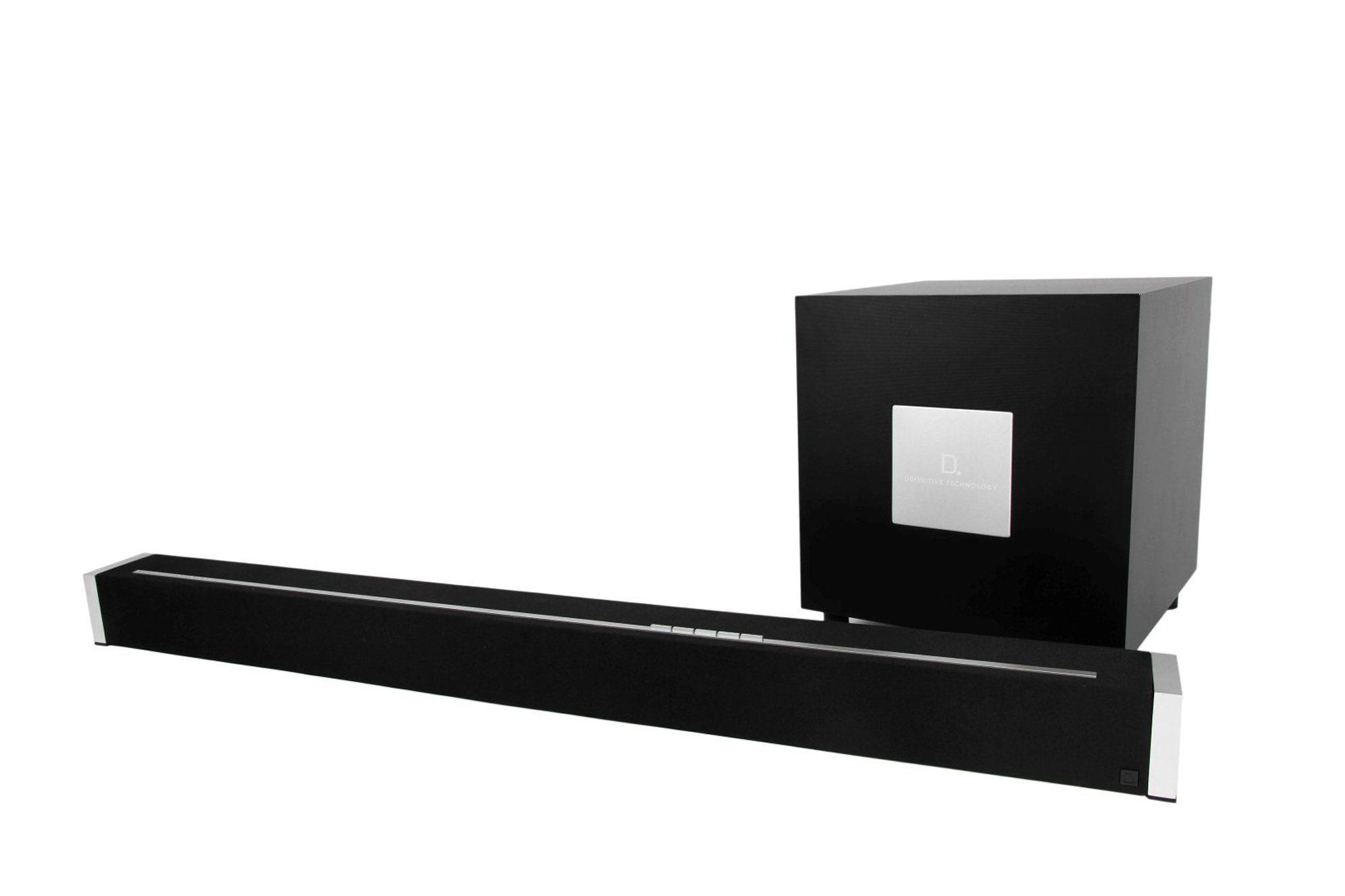 Definitive Technology 5.1 Multiroom Soundbar mit drahtlosem Subwoofer »W Studio«