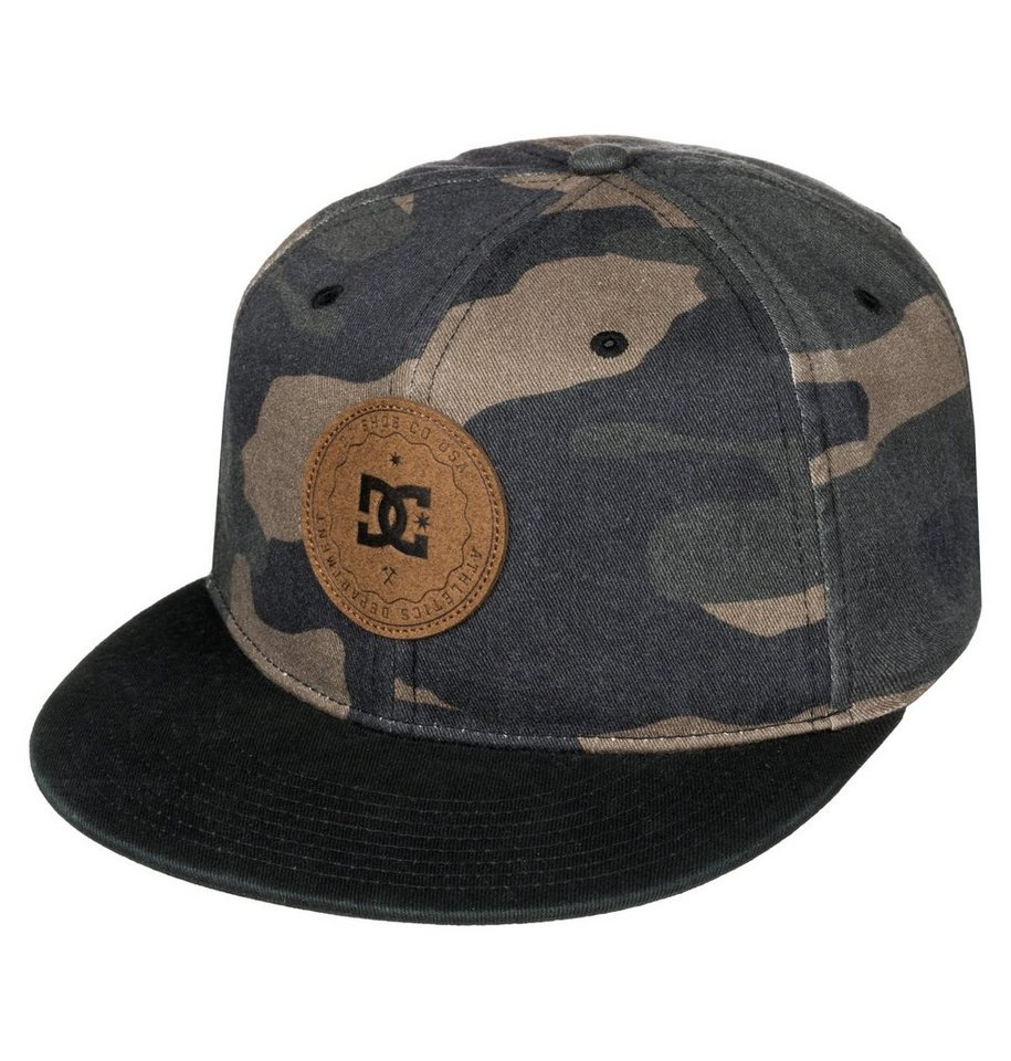 DC Shoes Snapback Cap »Cambo« in Licorice