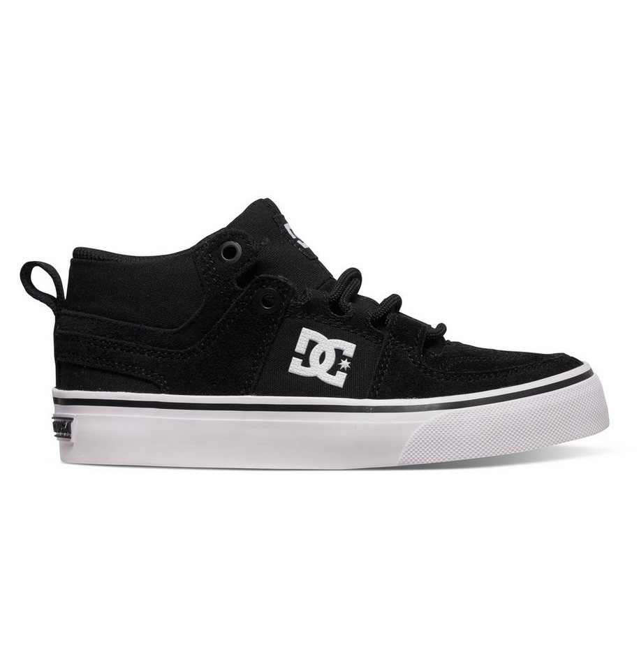 DC Shoes Mid-top »Lynx Vulc Mid« in Black/white
