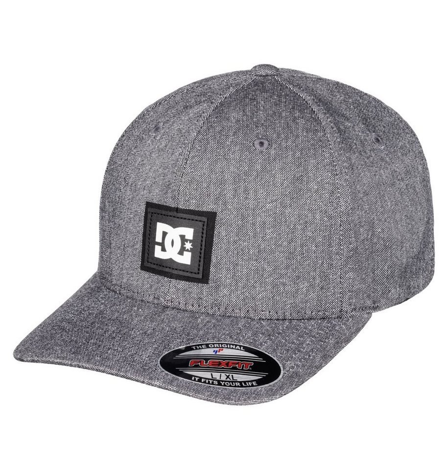 DC Shoes Flexfit Cap »Star« in Pirate black