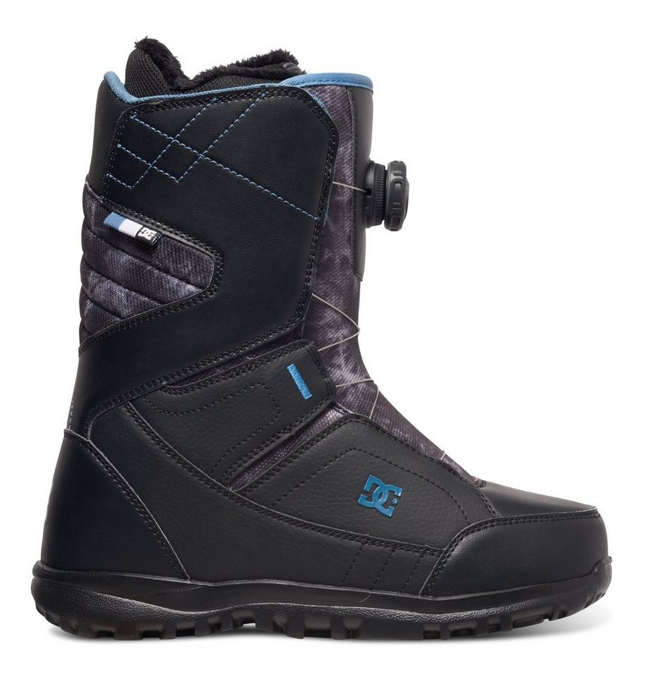 DC Shoes Snowboard Boots »Youth Scout« in Black/white/black