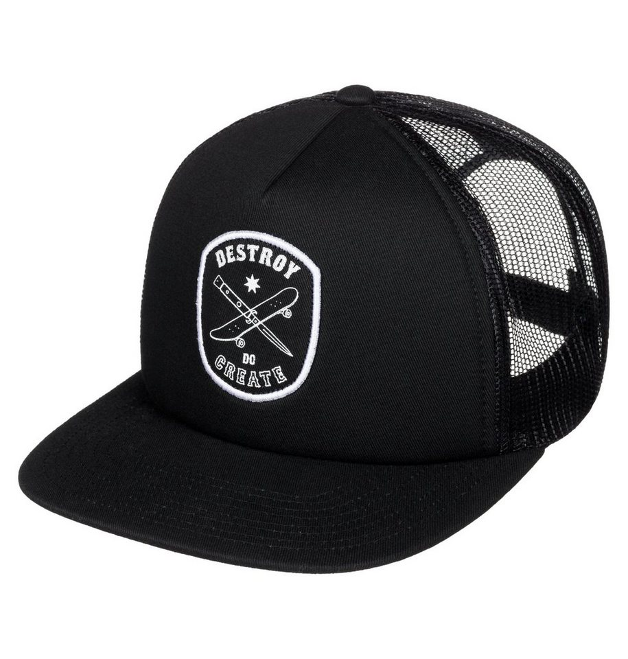 DC Shoes Trucker Cap »Tearbait« in Anthracite