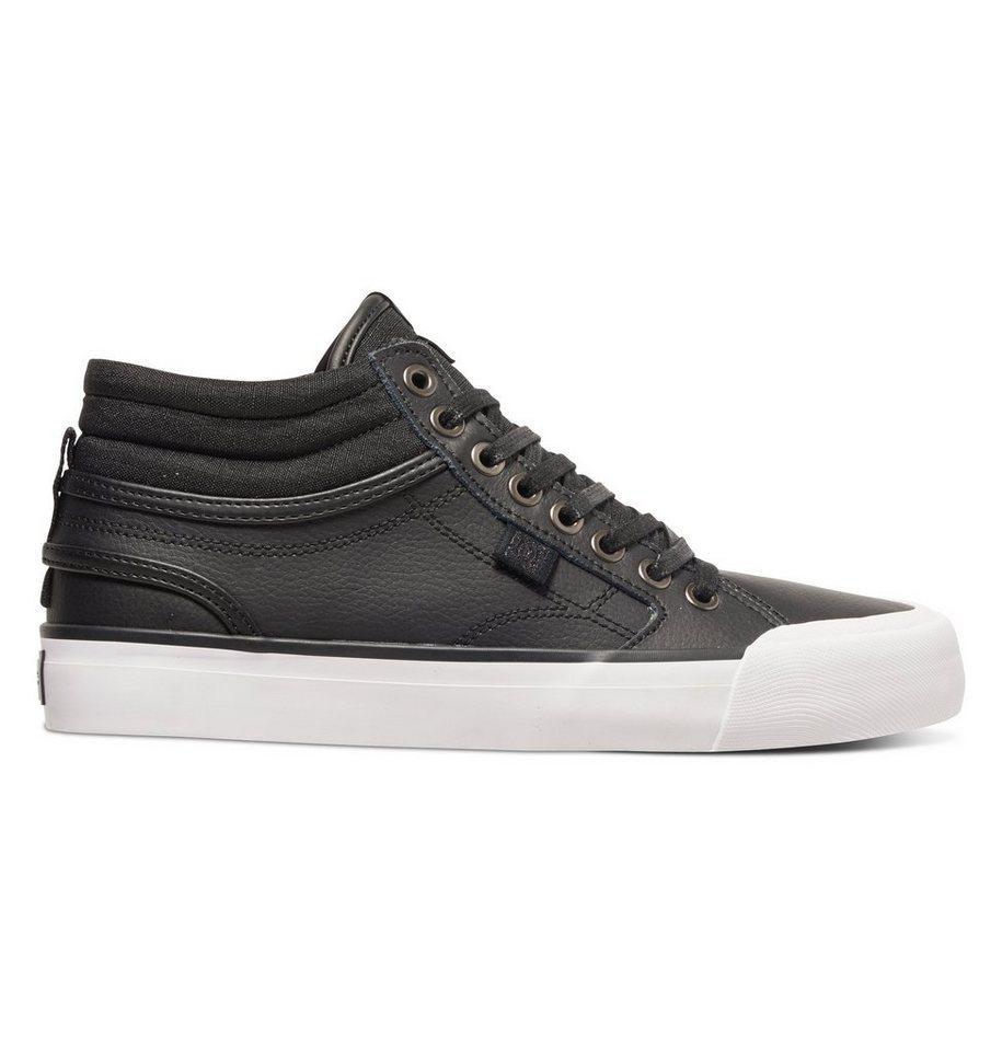DC Shoes Hi top »Evan Hi« in Black/black/white