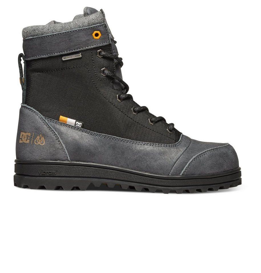 DC Shoes Bergstiefel »Travis« in black