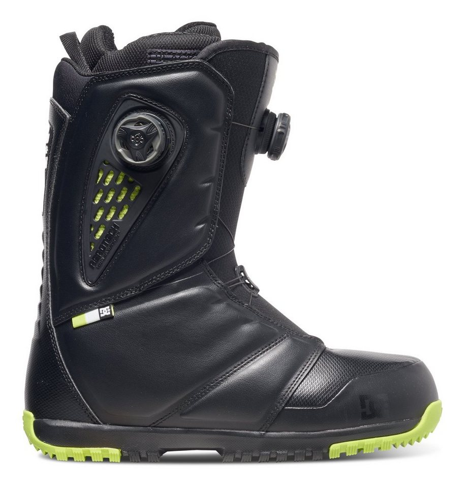 DC Shoes Snowboard Boots »Judge« in Black/tennis