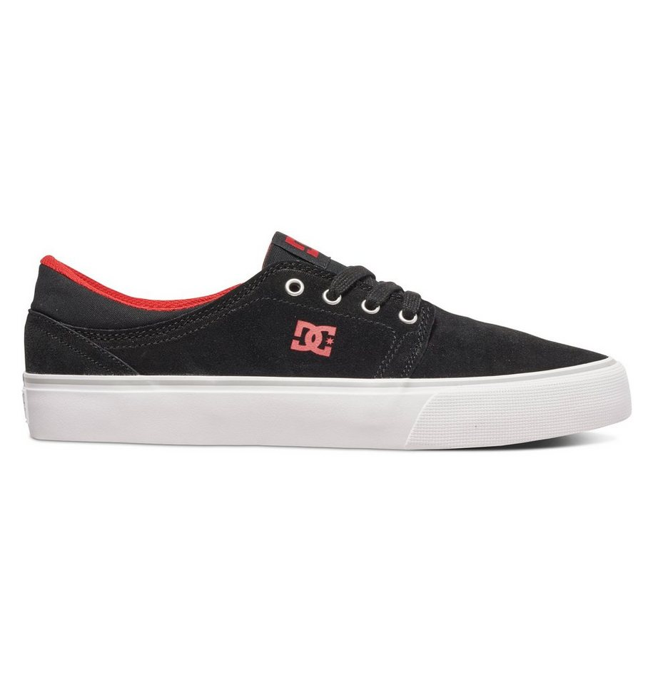 DC Shoes Low Top Schuhe »Trase SD« in Black/red