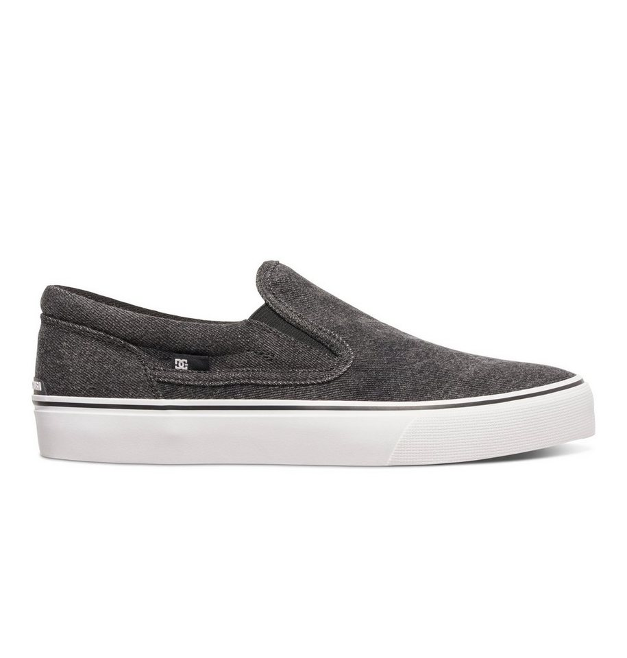 DC Shoes Slip-On Schuhe »Trase TX LE« in Washed out black