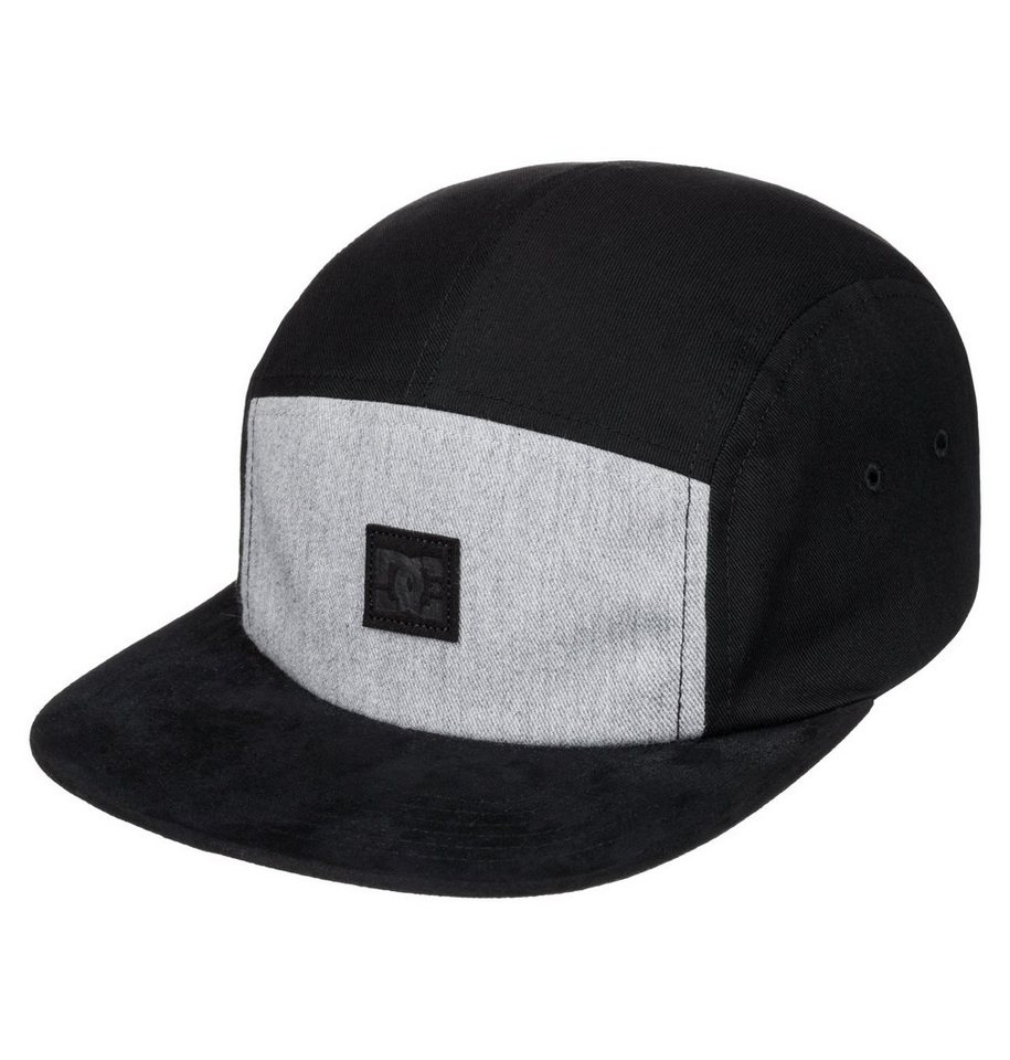 DC Shoes Camper Cap »Rampy« in Anthracite