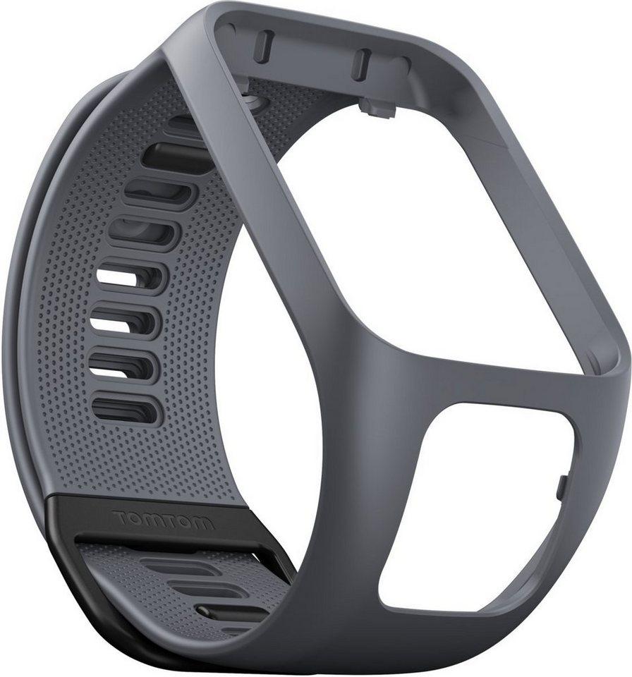 TomTom Ersatz-/Wechselarmband »Watch 3 Strap Small« in Grau
