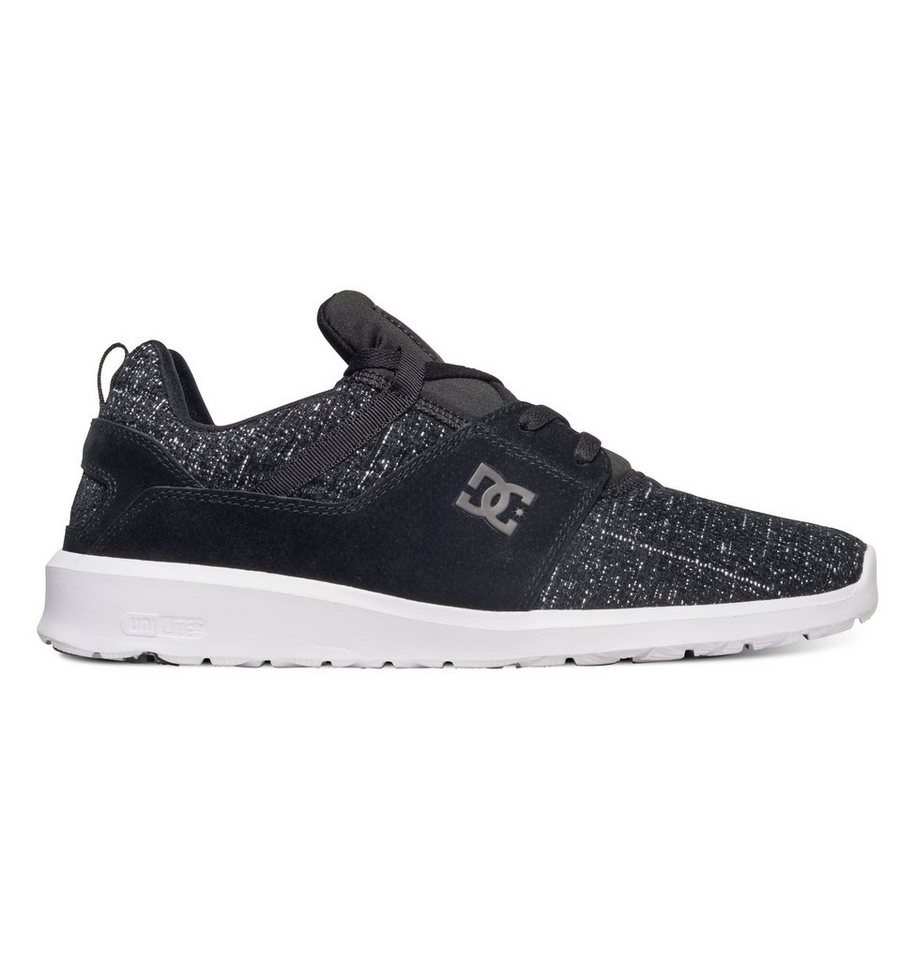 DC Shoes Schuhe »Heathrow LE« in Black marl