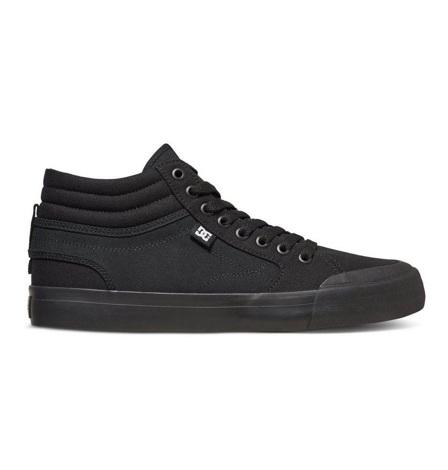 DC Shoes Schuhe »Evan Smith Hi« in Black/black/gum