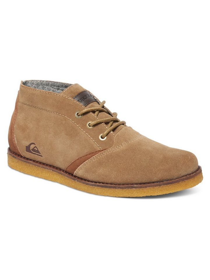 Quiksilver Chukka Stiefel »Harpoon« in Brown/brown/brown