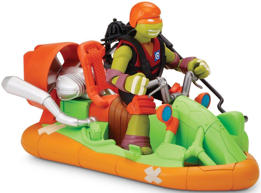 Wasserfahrzeug, »Teenage Mutant Ninja Turtles Hovercraft«