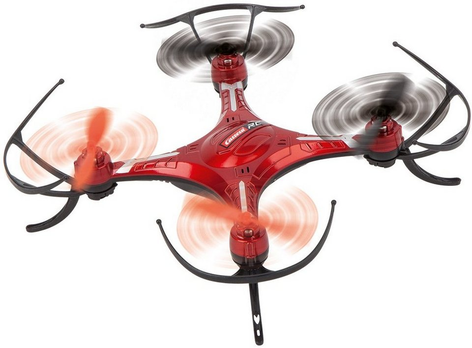 Carrera RC Quadrocopter, »Carrera® RC Quadrocopter X-Inverter 1«