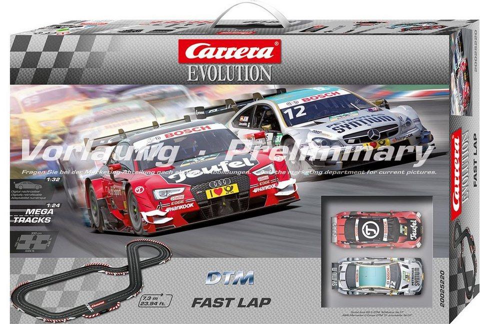 Carrera Autorennbahn, »Carrera® Evolution DTM Fast Lap«