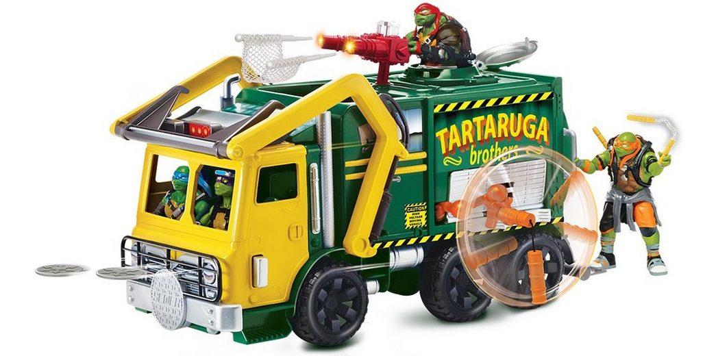 Einsatzfahrzeug, »Teenage Mutant Ninja Turtles Movie II Turtle Tactical Truck«