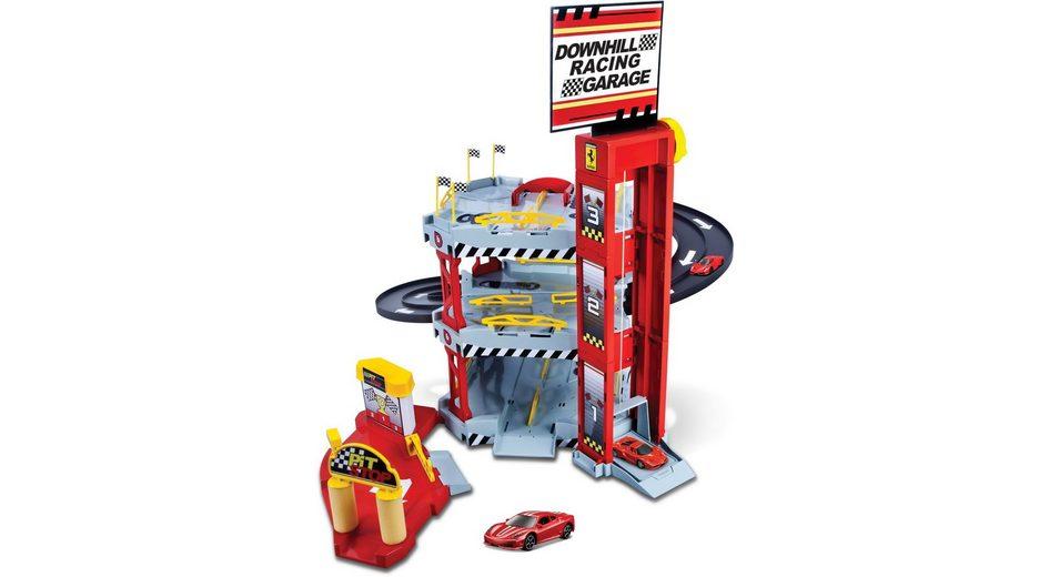 Bburago® Parkgarage, »Ferrari Double Lane Racing Garage«