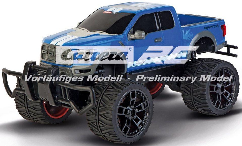 Carrera RC Komplettset mit Beleuchtung, »Carrera® RC Ford F-150 Raptor«