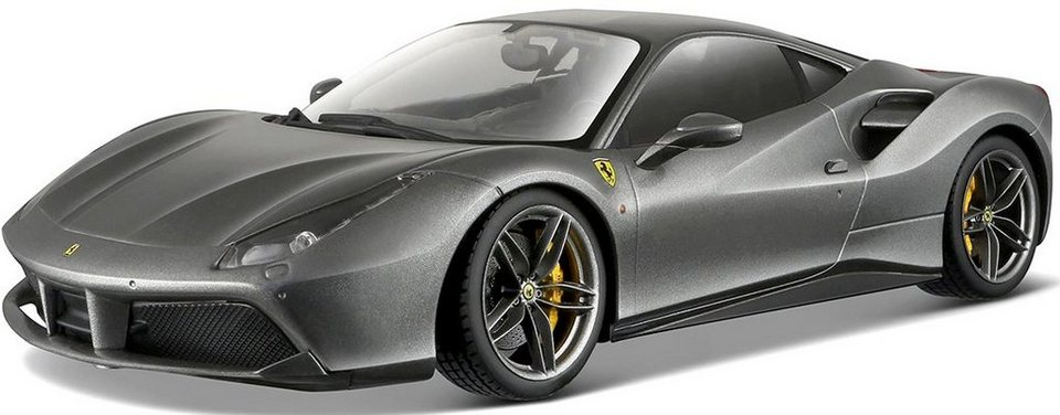 bburago modellauto im ma stab 1 18 ferrari 488 gtb. Black Bedroom Furniture Sets. Home Design Ideas