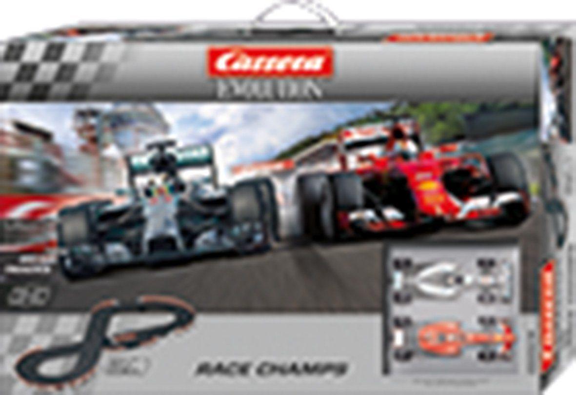 Carrera Autorennbahn, »Carrera® Evolution Race Champs«