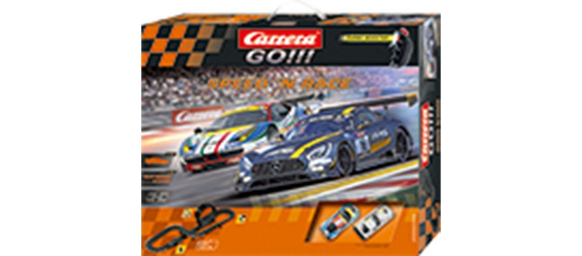 Carrera Autorennbahn, »Carrera® GO!!! Speed 'n Race«