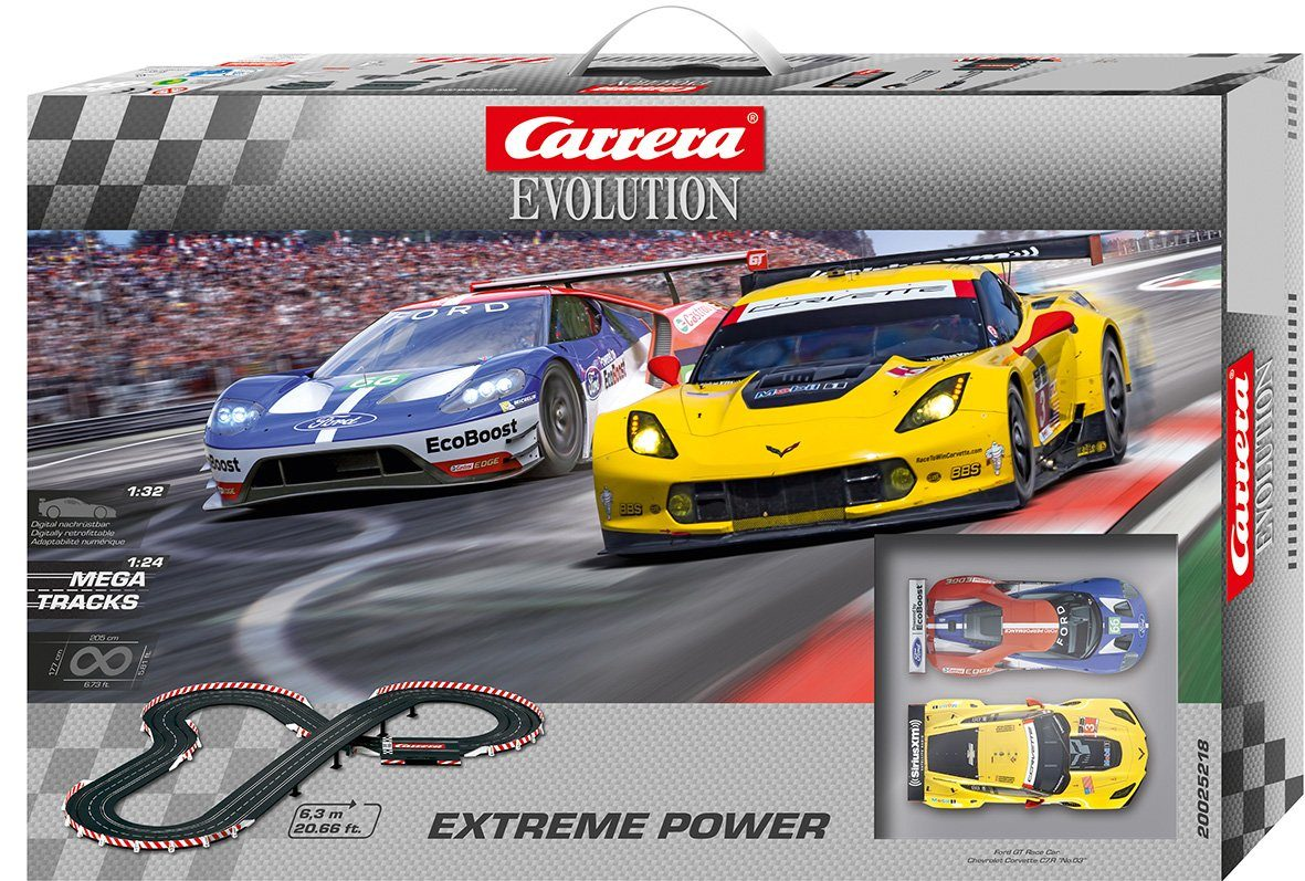 Carrera Autorennbahn, »Carrera® Evolution Extreme Power«
