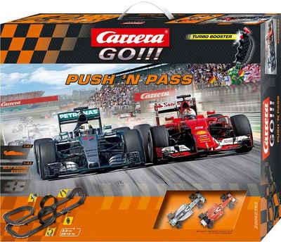 Carrera Autorennbahn, »Carrera GO!!! Push ´n pass« Sale Angebote Großräschen