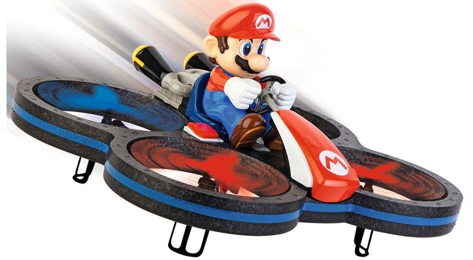 Carrera RC Quadrocopter, »Carrera® RC Nintendo Mario-Copter«