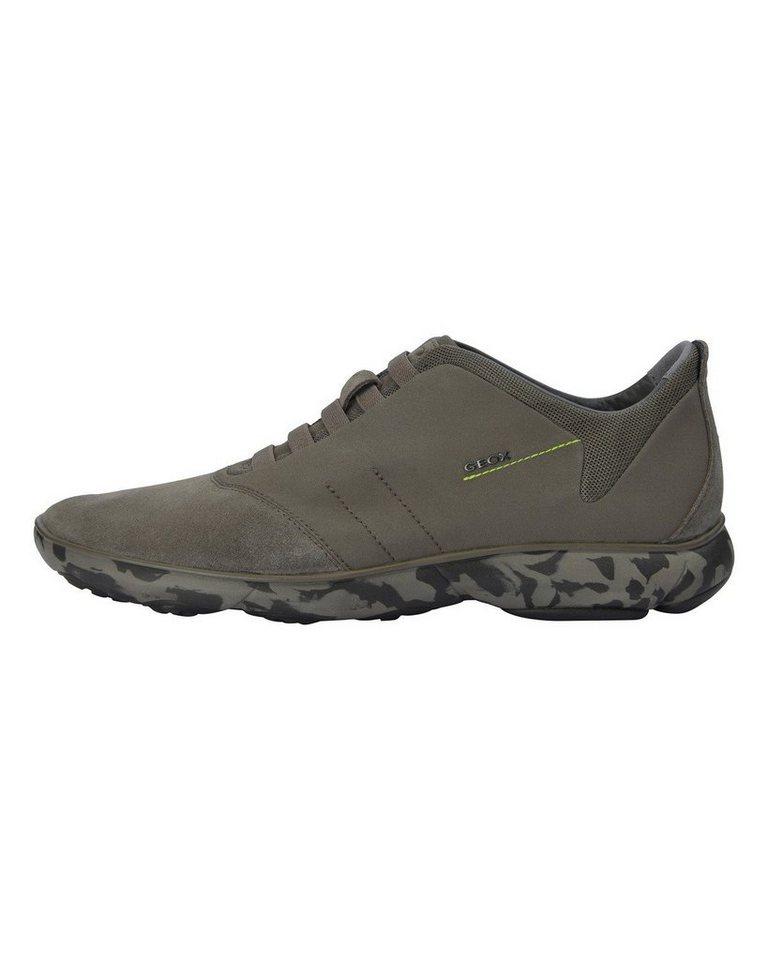 Geox Sneaker Nebula in Oliv