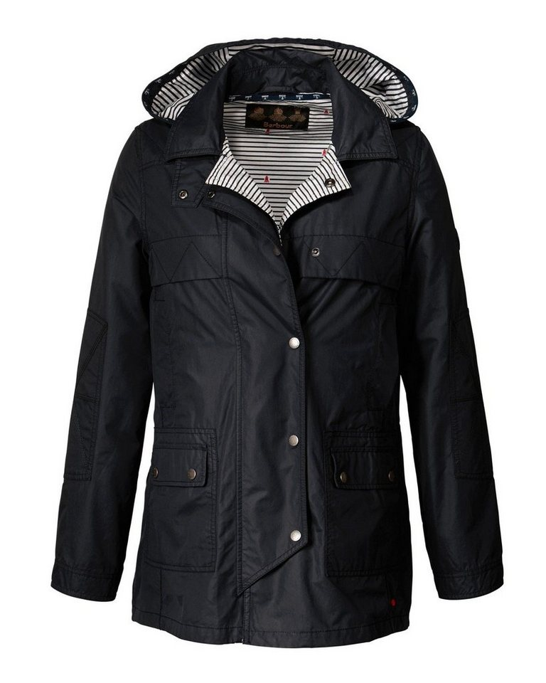 Barbour Jacke Rampside Casual in Navy
