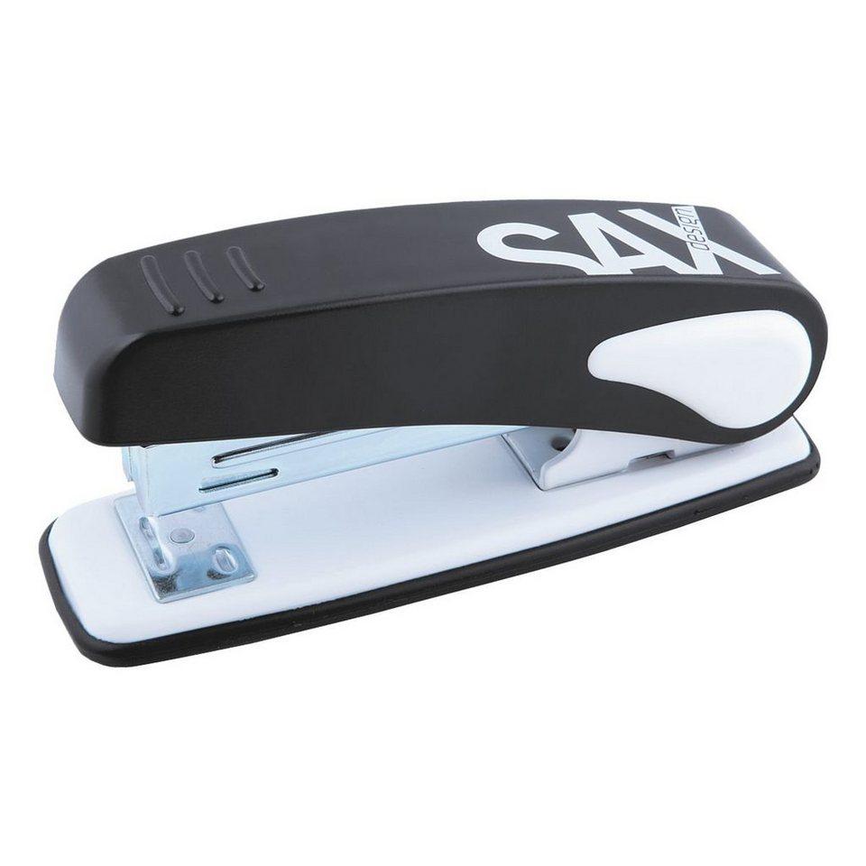 SAX Heftgerät »239 Design« in schwarz