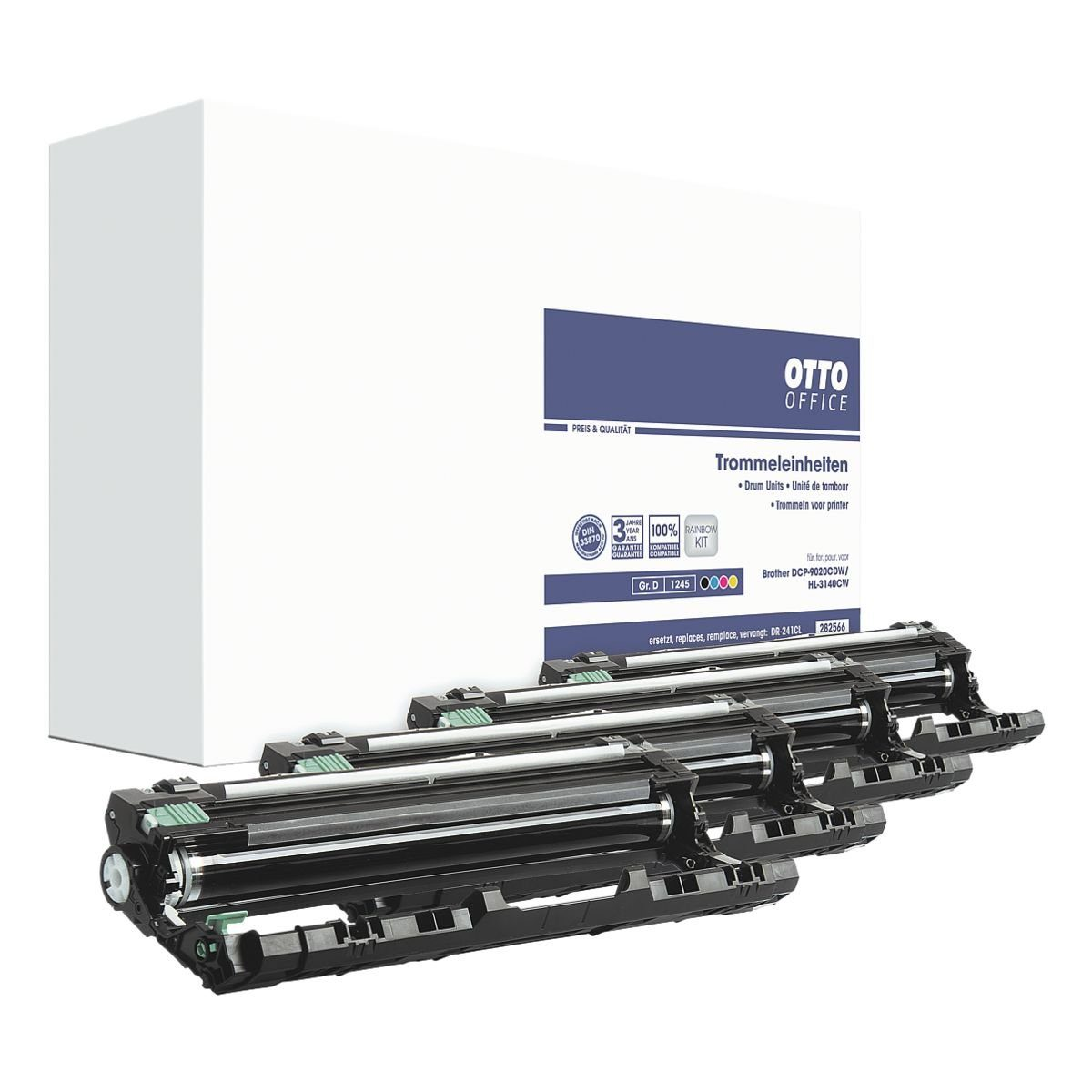 OTTO Office Standard Trommel (ohne Toner) ersetzt Brother »DR241CL«