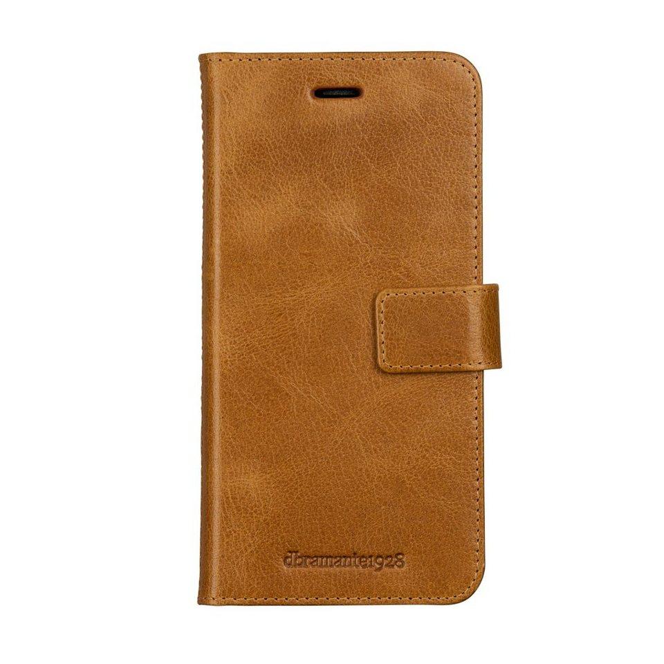 dbramante1928 LederCase »Copenhagen 2 iPhone (7) Plus Golden Tan« in braun