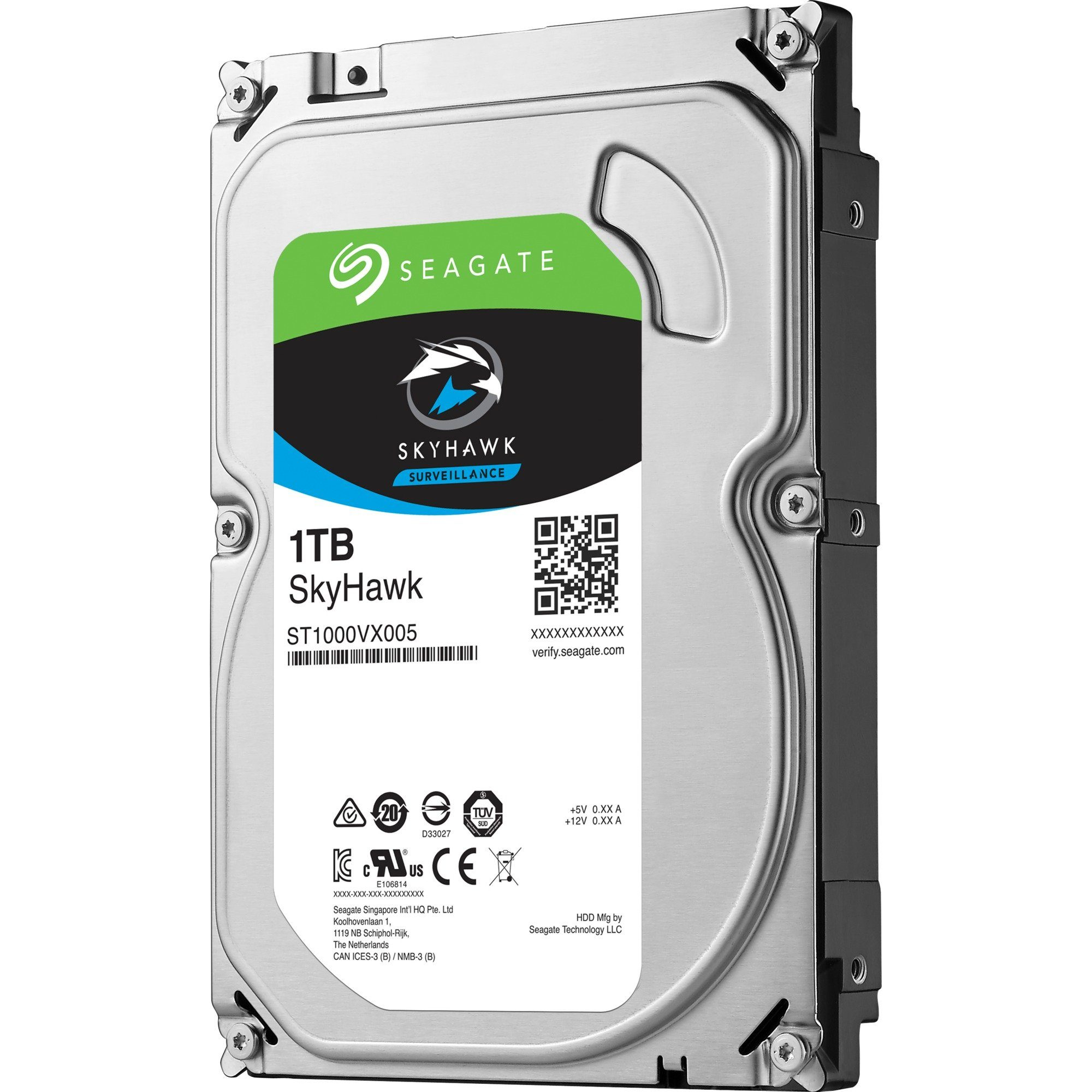 Seagate Festplatte »ST1000VX005 1 TB«