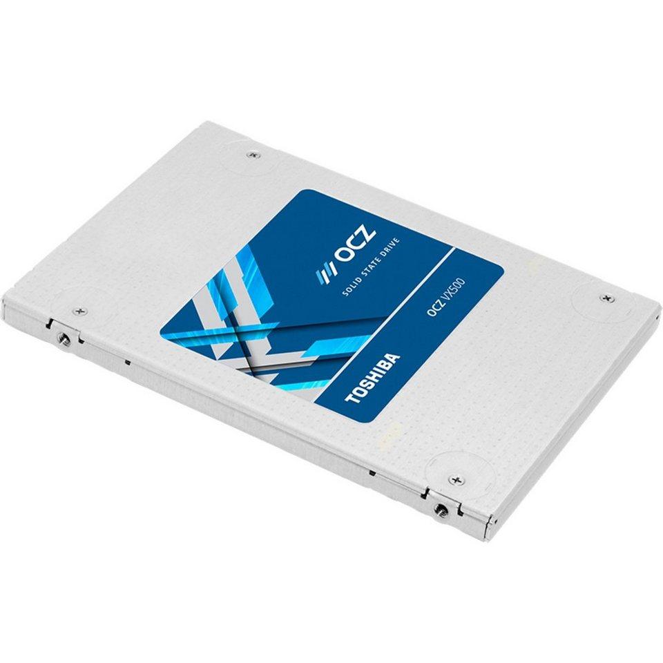 OCZ Solid State Drive »VX500 512 GB«