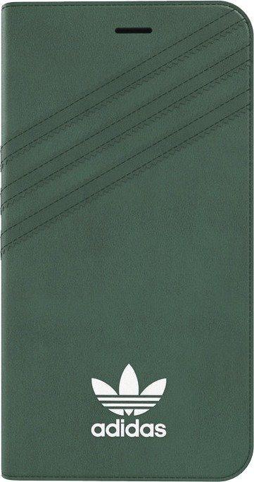 Adidas Originals Rundum-Schutz für das iPhone 7 Plus »Booklet Case« in grün