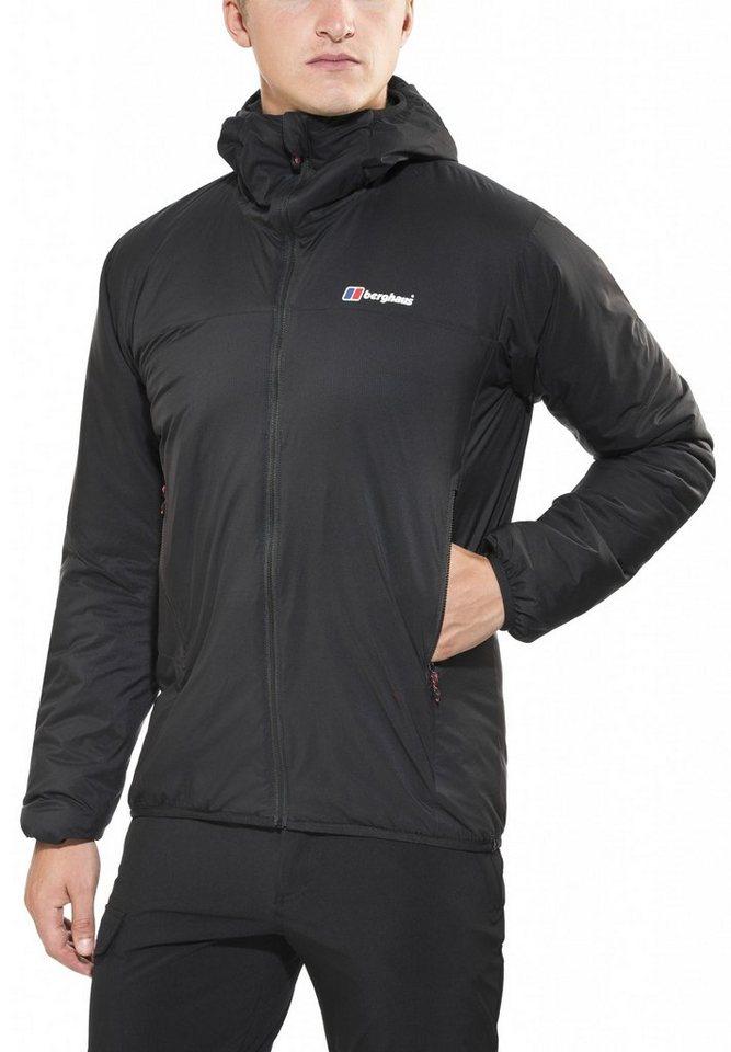 Berghaus Outdoorjacke »Reversa Jacket Men« in schwarz