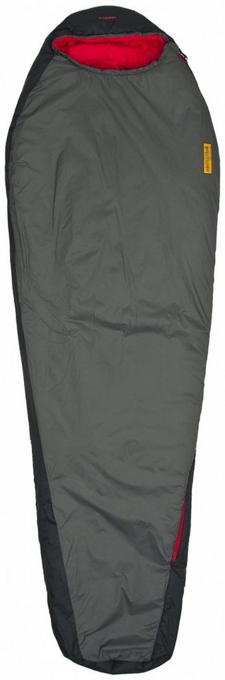 Mammut Schlafsack »Kompakt 3-Season 215 Sleeping Bag« in schwarz