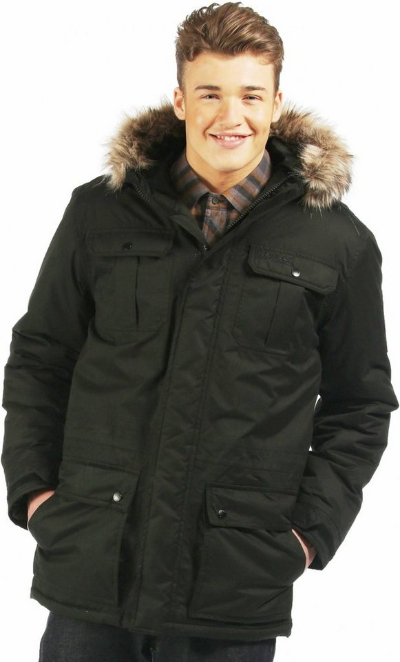Regatta Outdoorjacke »Saltoro Jacket Men« in schwarz