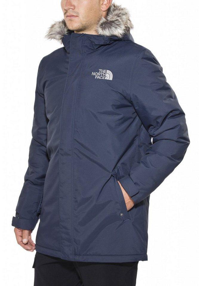 The North Face Outdoorjacke »Zaneck Jacket Men« in blau