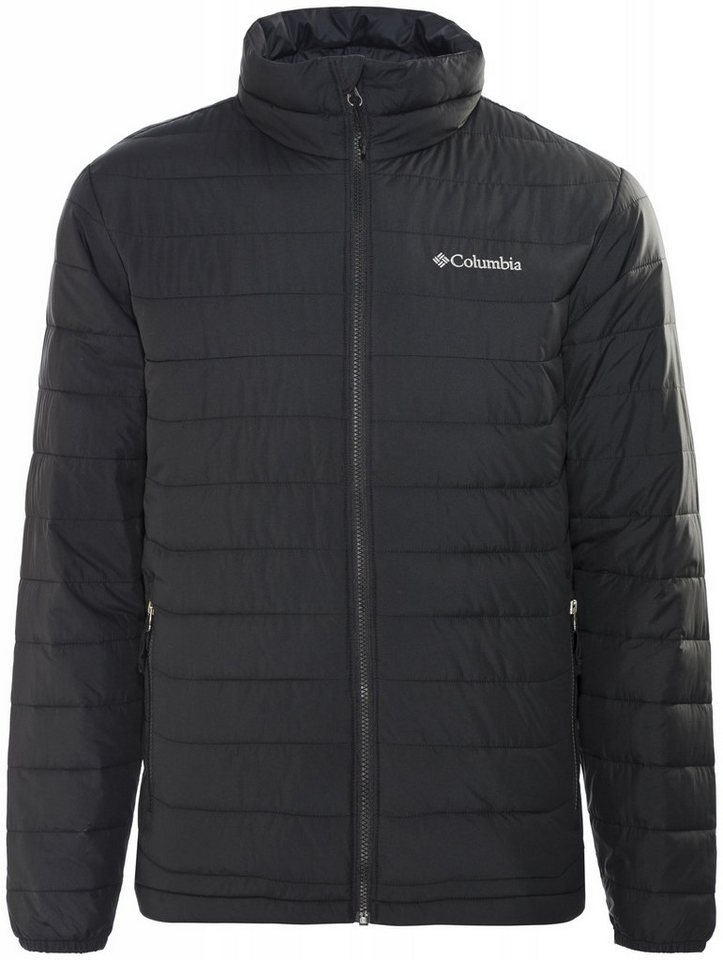 Columbia Outdoorjacke »Powder Lite Jacket Men« in schwarz