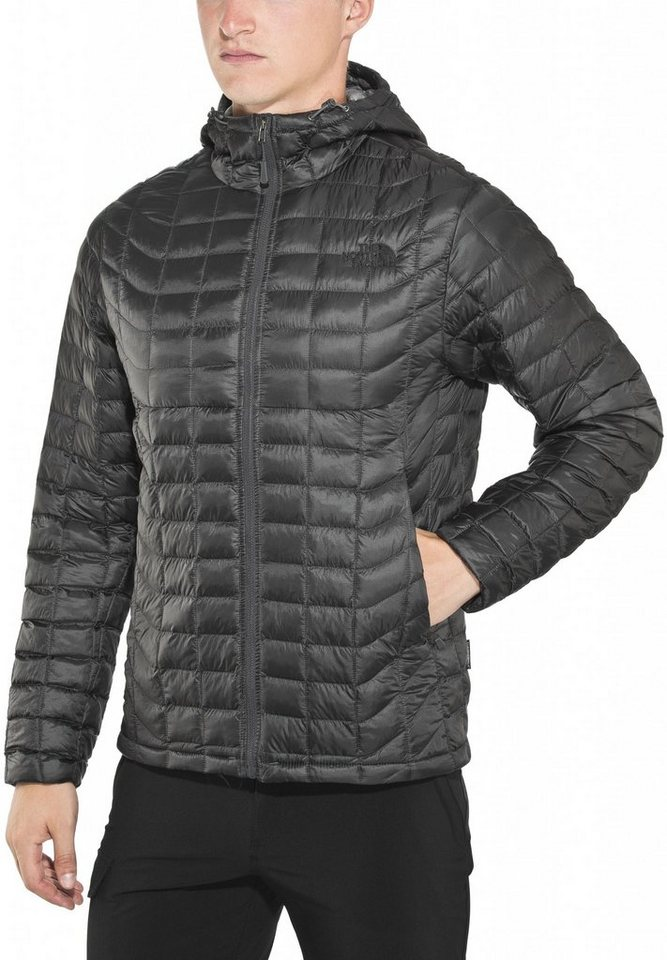 The North Face Outdoorjacke »ThermoBall Hoodie Men« in grau